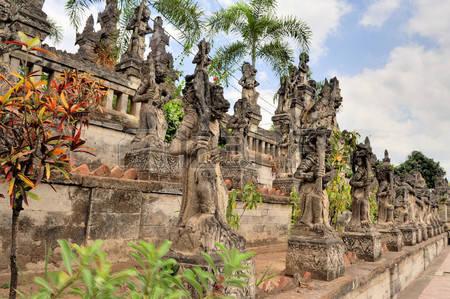 Bali water Temple: Pura Ulun Danu Bratan