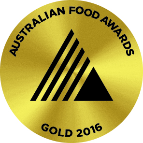Winners of the 2016 best truffle in the Australian food awards.