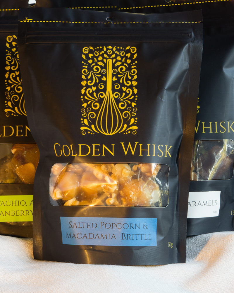 Golden Whisk Gourmet Brittles