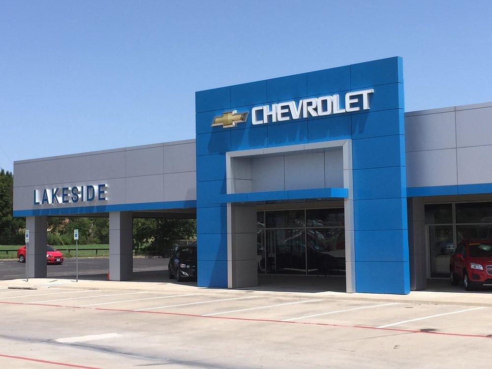 Lakeside Chevrolet Renovation — Strategic Construction