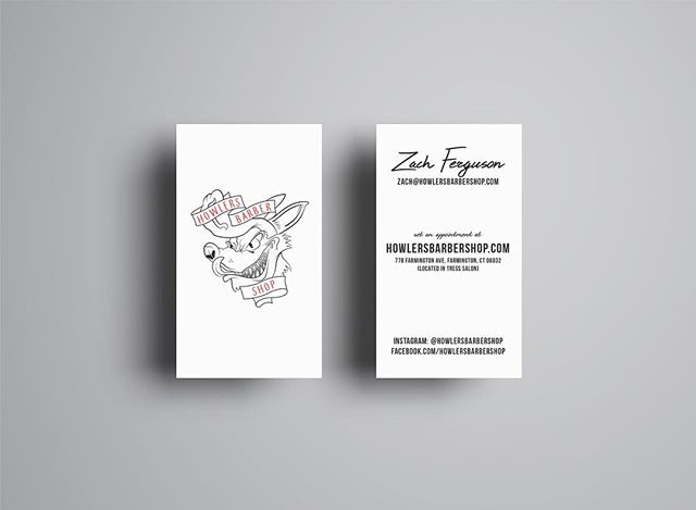 Design Swell developed a custom logo, brand messaging, marketing collateral and a website to launch the business, and provided marketing strategy to support growth.  Within seven days of opening their doors, Howlers Barber Shop has twenty 5-star reviews and features in several media outlets.
