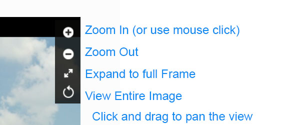 (also, the mouse wheel can be used to zoom in and out)