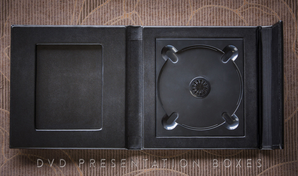 DVD PRESENTATION CASES