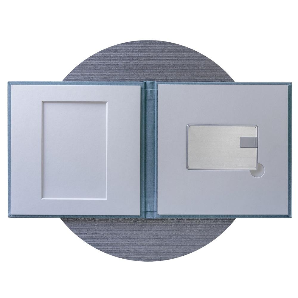 USB Cloth Presentation Folio