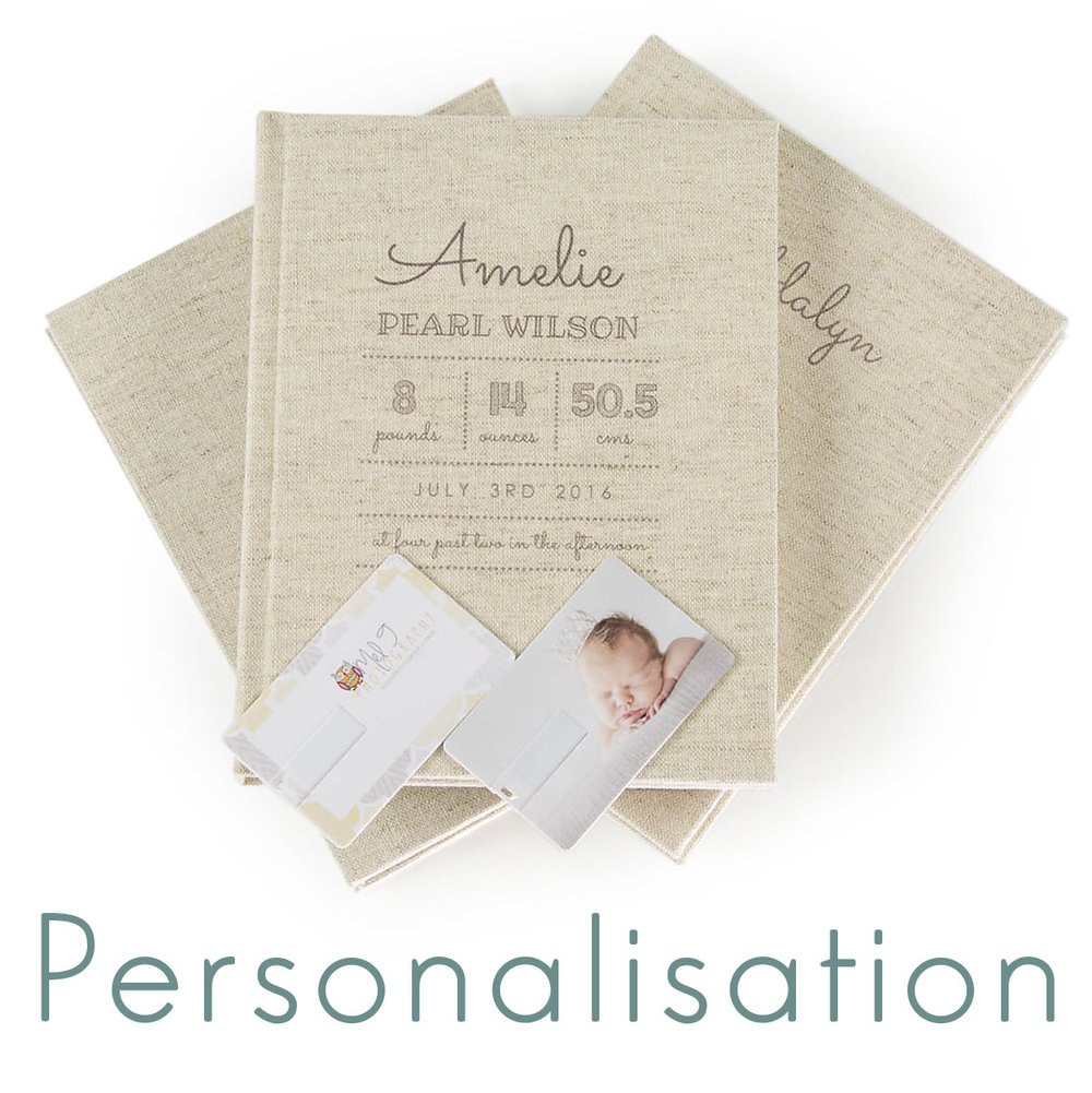 Personalised Photography Albums Australia