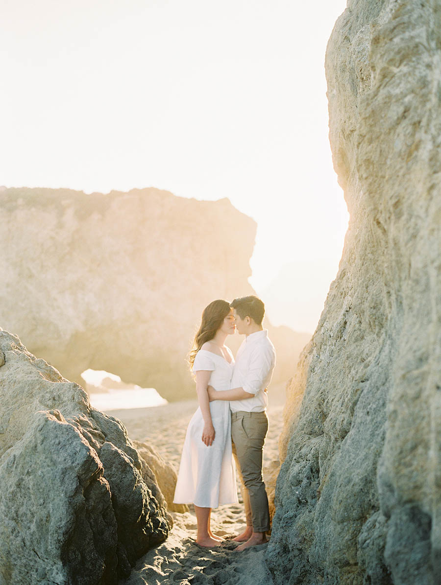 HARAN  &  JERRY - MALIBU, CALIFORNIA