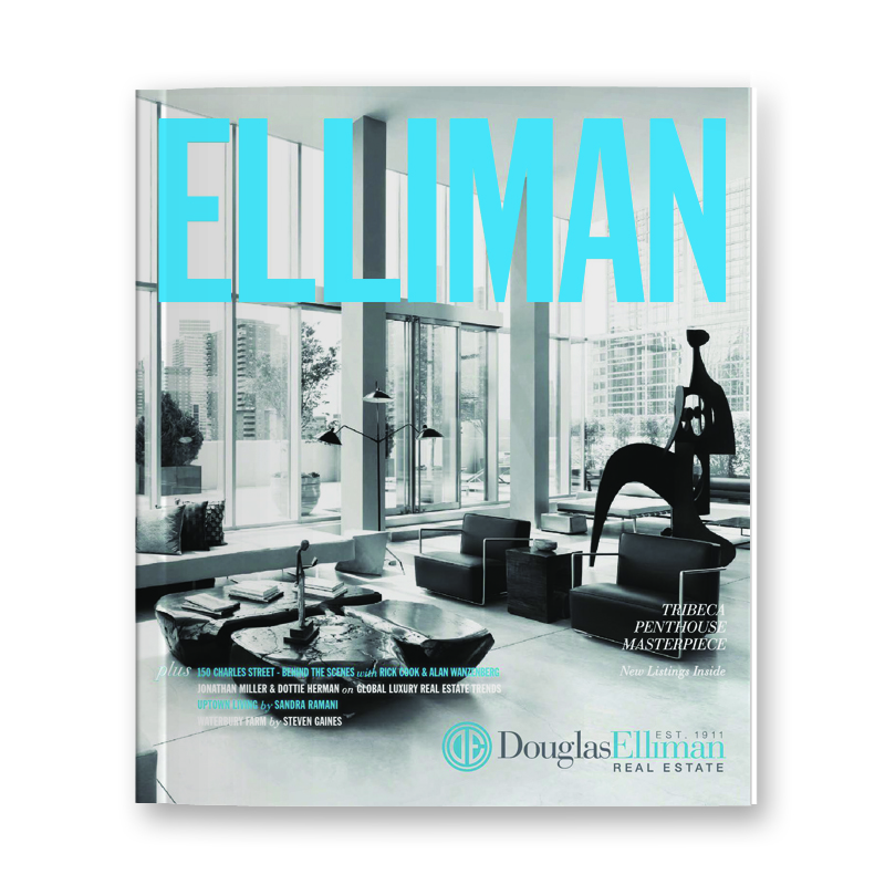 ELLIMAN MAGAZINE MASTHEAD The Of ASK Logotype Was Re Tooled For