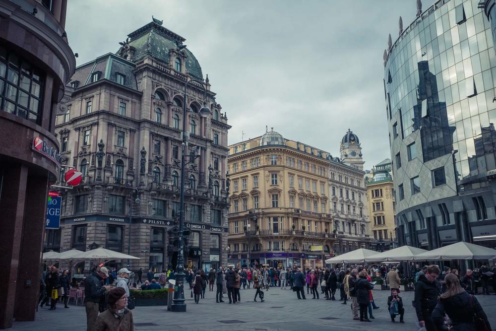 Town of Vienna, Austria
