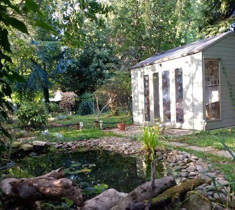 The Peaceful Garden Studio