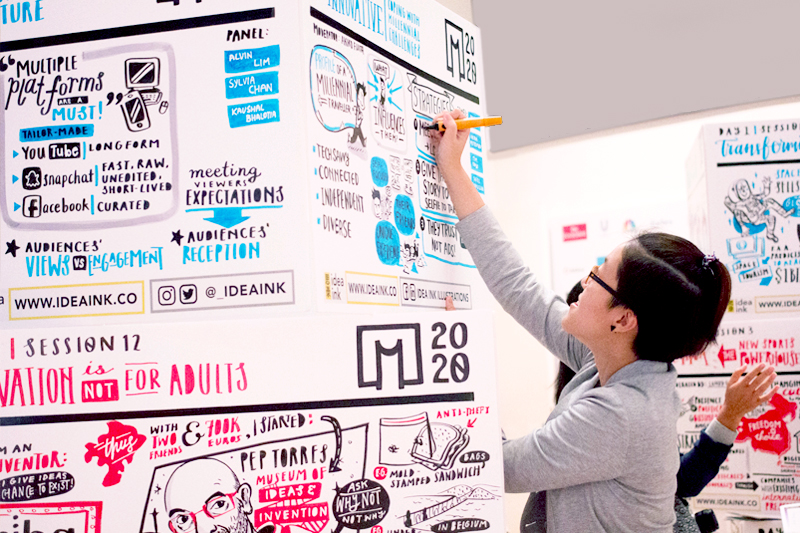 Millennial 20-20 2016, Singapore