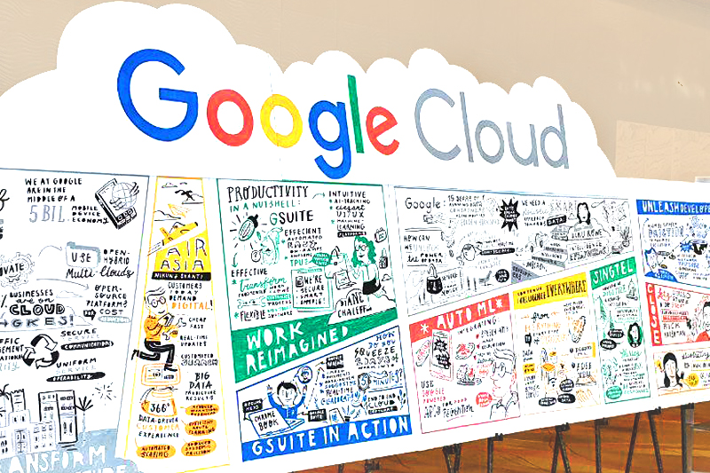 Google Cloud Summit 2018    Singapore