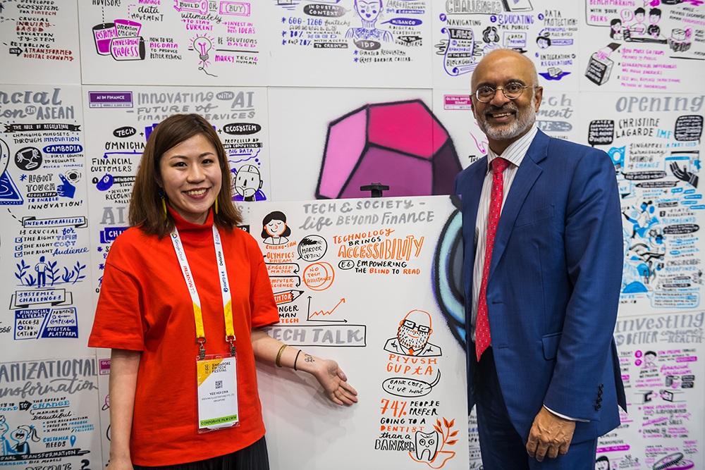 Singapore FinTech Festival 2018