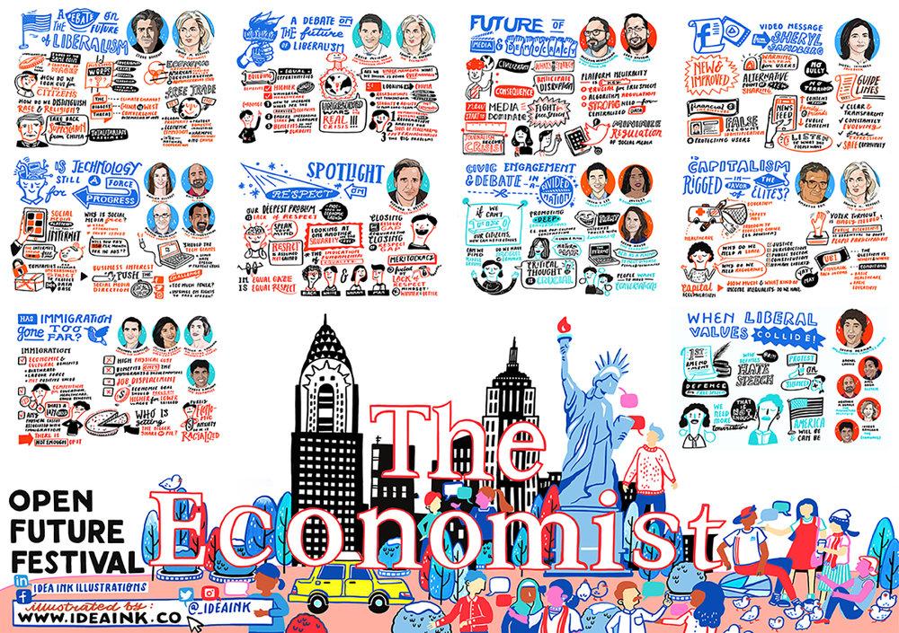 The Economist Open Future Festival | New York