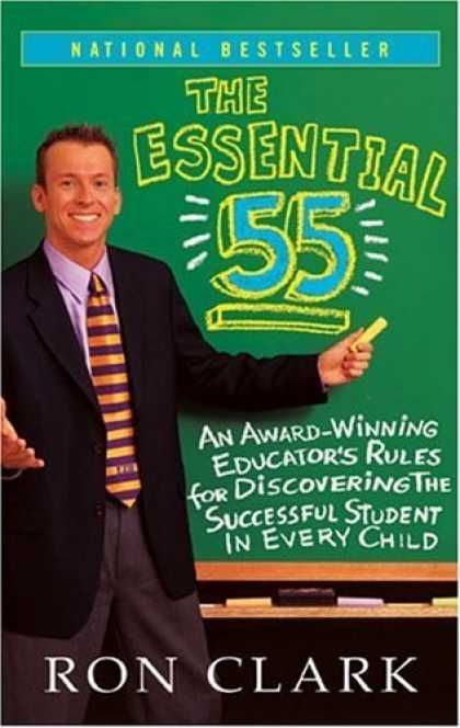 Essential 55 by Ron Clark