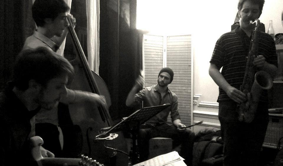 Private jazz gig in Paris