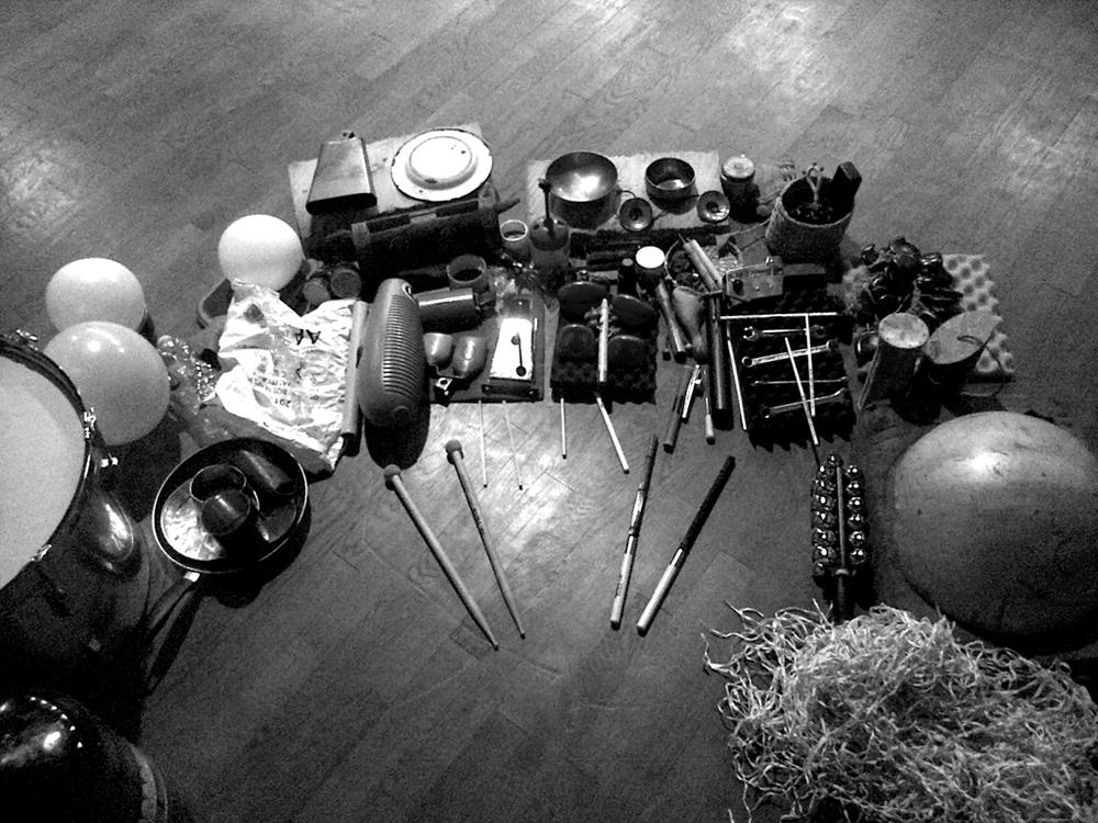 Special set-up - Contempory Dance