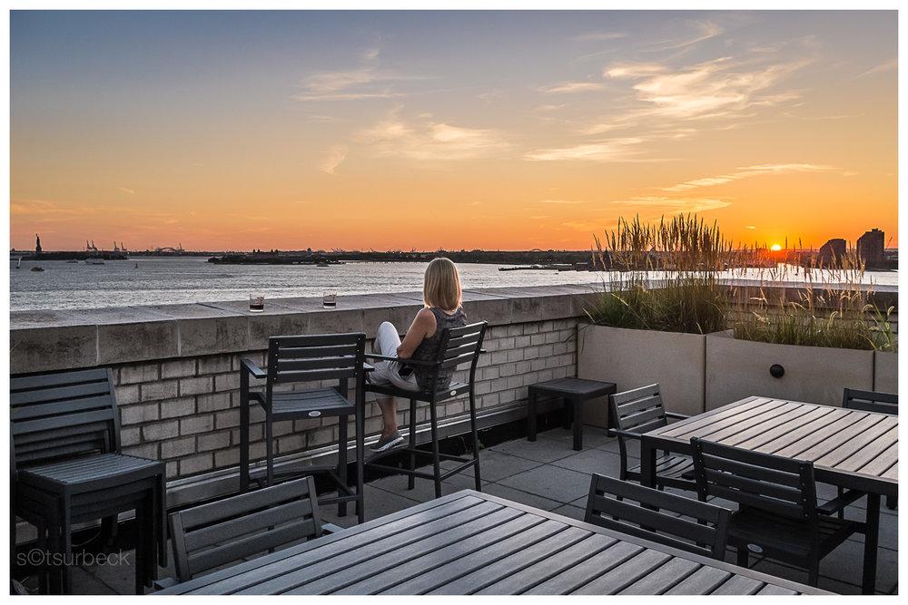 Regatta (Roof Deck at Sunset).jpg