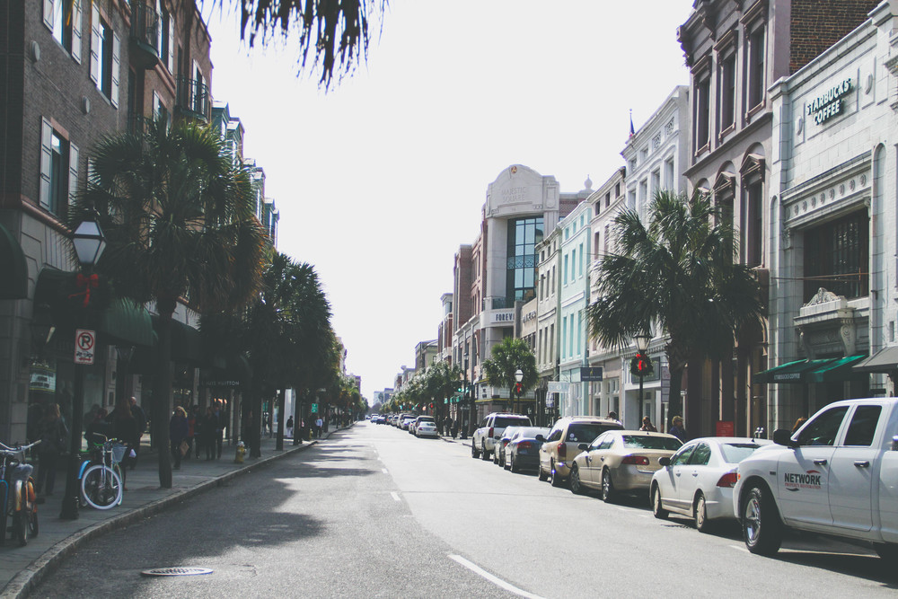 Charleston in One Day | broad & main