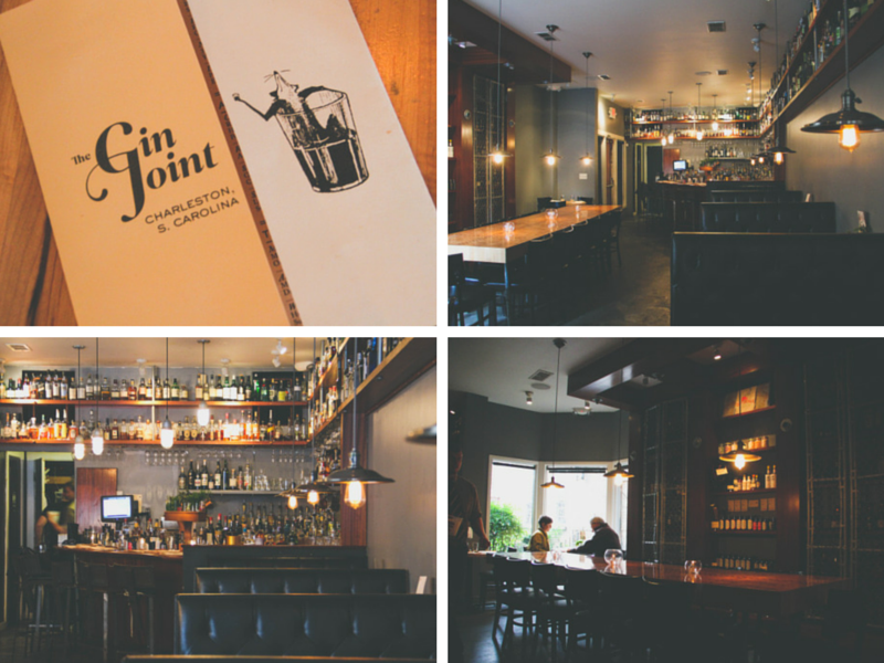 The Gin Joint Charleston | broad & main