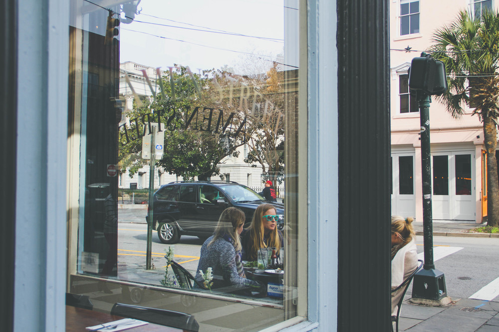 Amen Street Charleston| broad & main