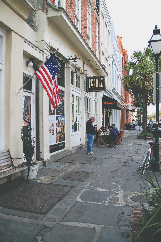 Pearlz Oyster Bar - Charleston