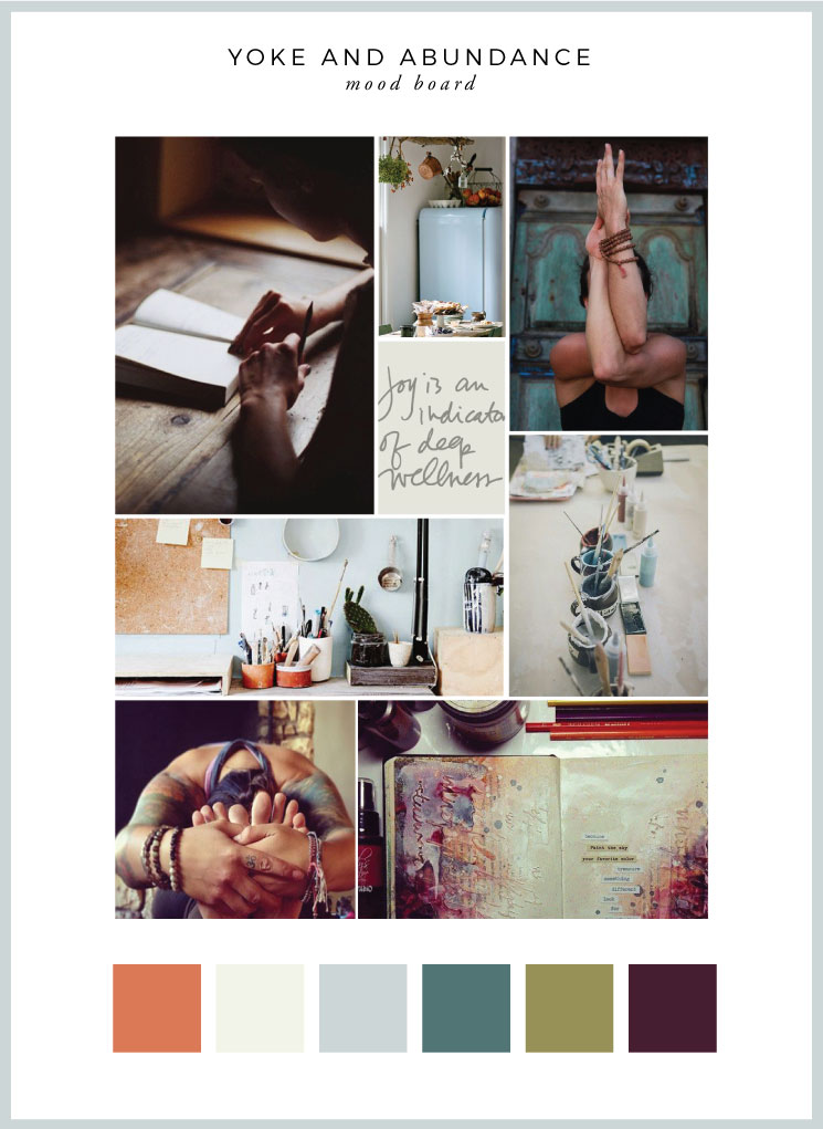 Mood Board | Broad + Main Design