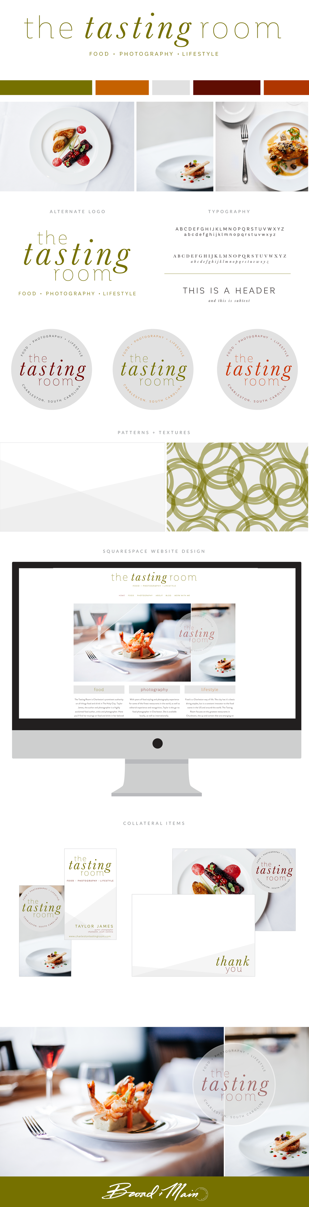The Tasting Room | Broad + Main Design