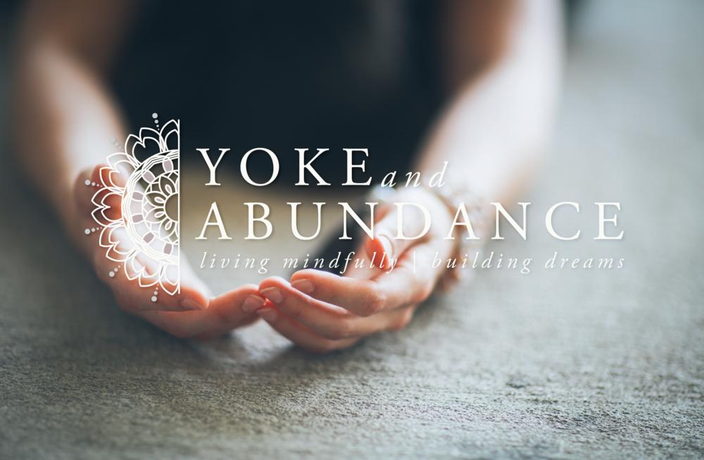 Yoke and Abundance | Brand Design by Broad + main