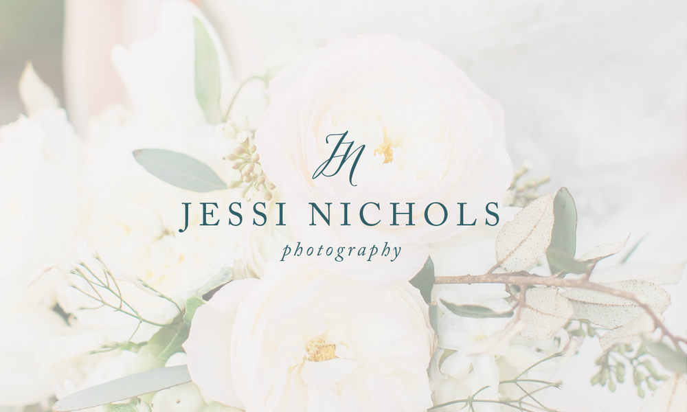 Jessi Nichols Photography Brand and Squarespace Design by Broad & Main