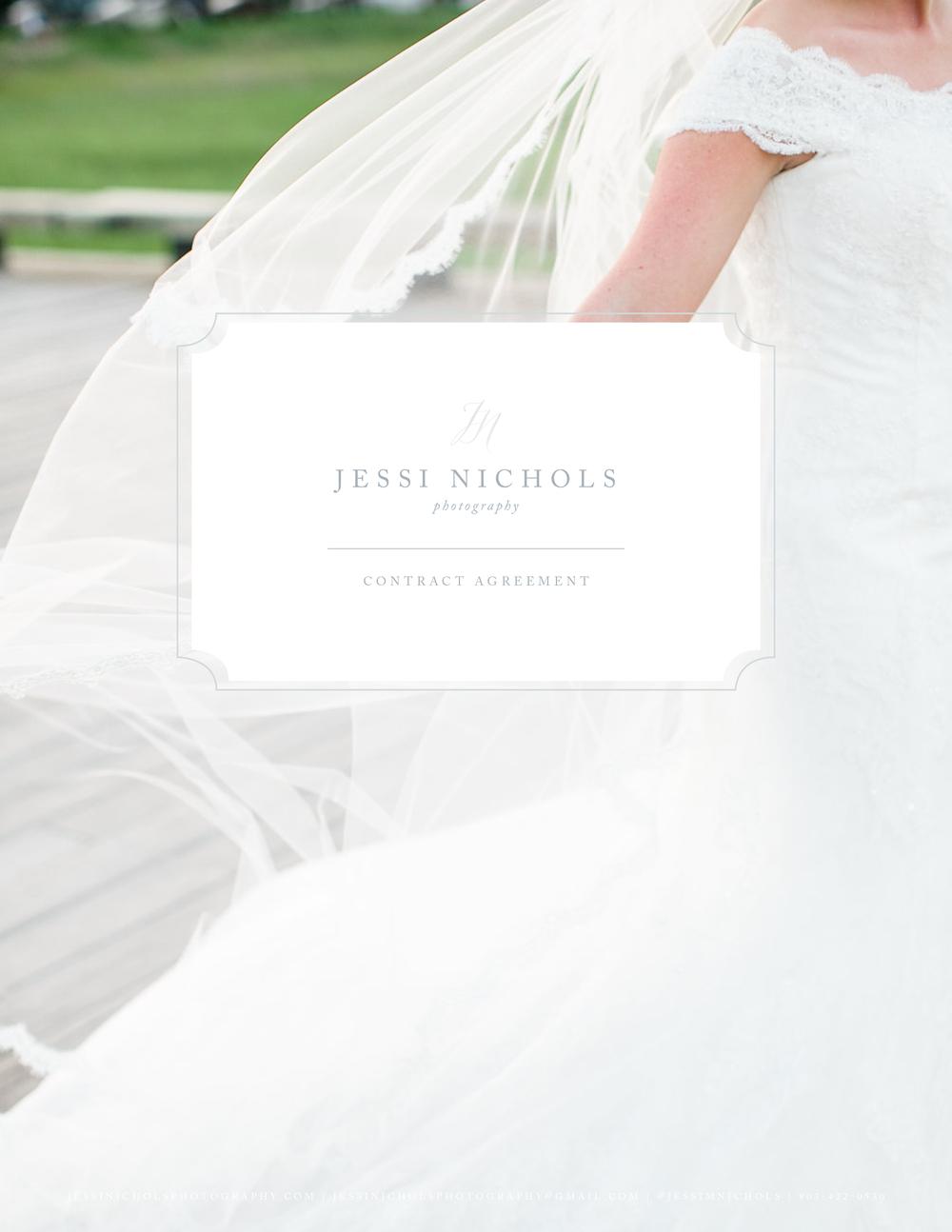 Jessi Nichols Photography Brand Design