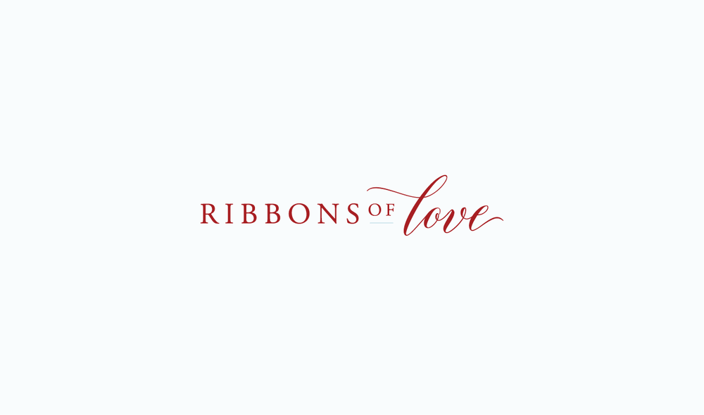 Ribbons of Love | Brand Design and Squarespace Websites by Broad & Main