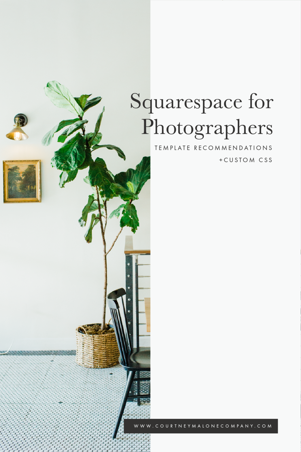 Squarespace for Photographers Guide