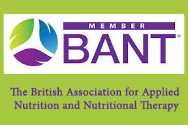 British Association for Applied Nutrition and Nutritional Therapy logo
