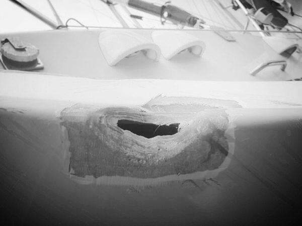 Boat Repair - Race Yacht Services