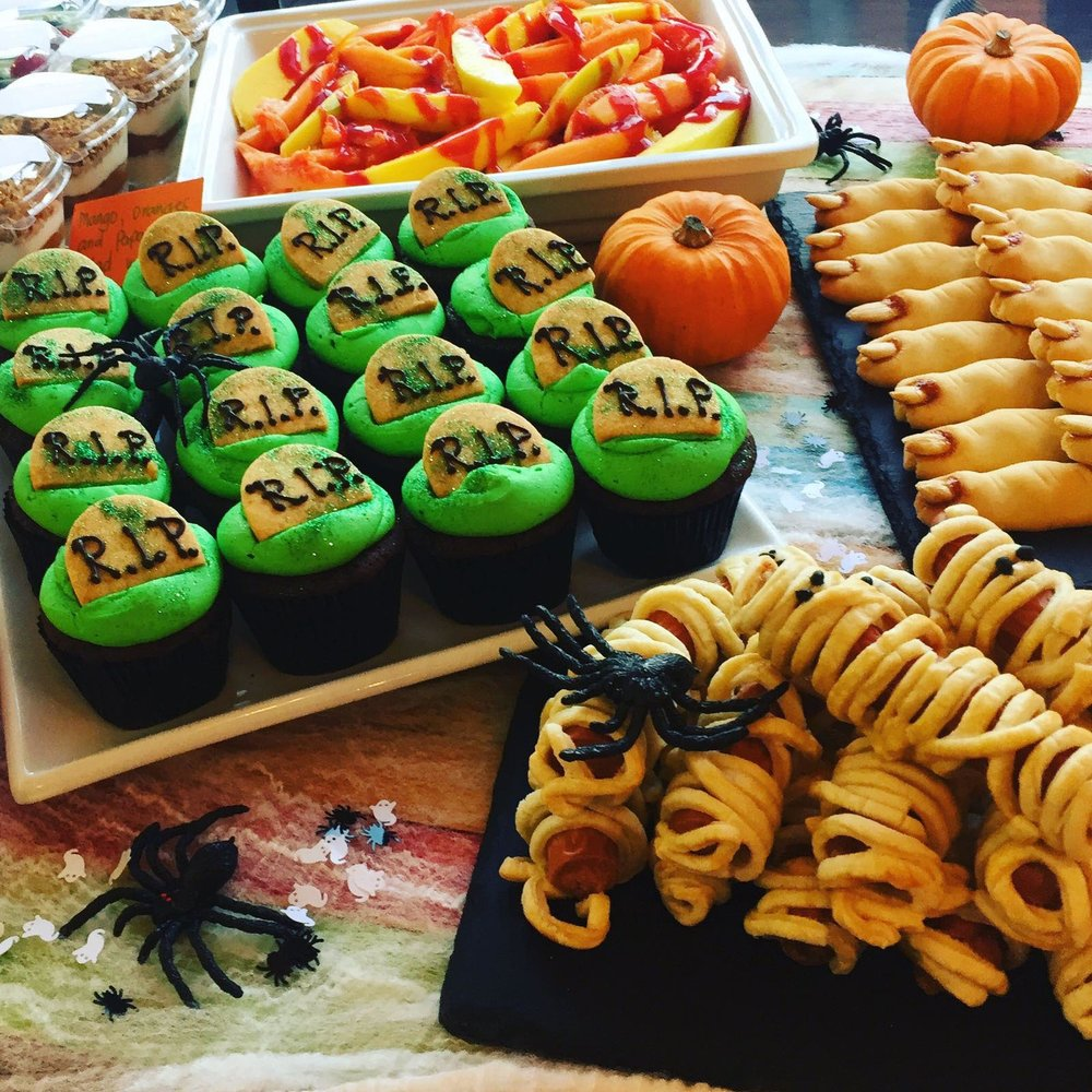 Amazing 'To Die For' Halloween Breakfast