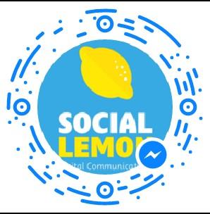 Social Lemon QR Facebook