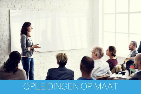 IN-COMPANY TRAININGEN / WORKSHOPS
