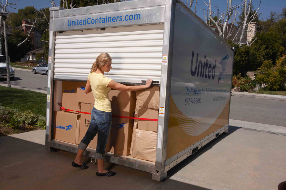 Do It Yourself Moving Offers Customers A Portable Storage And Moving  Container Solution. Whether Youu0027re Moving Into A New Home Or Just Need Some  Temporary ...
