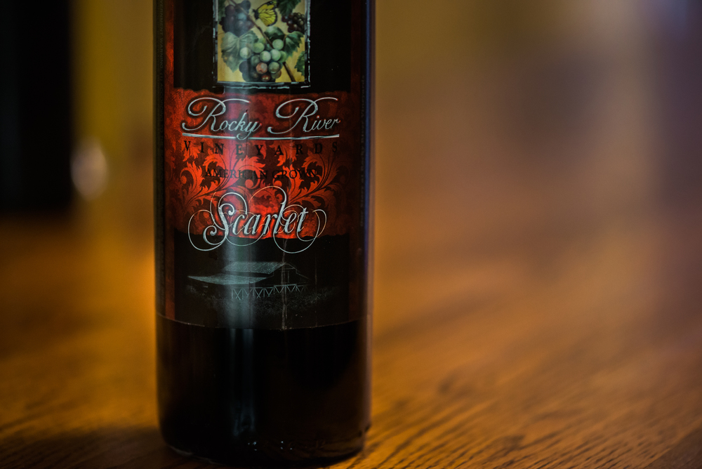 A soft and compliant, medium-bodied blend of merlot, cabernet sauvignon and syrah with hints of herbs, violets and plums. Scarlet is an excellent dinner wine for rich pastas, beef, or heavy chicken dishes.