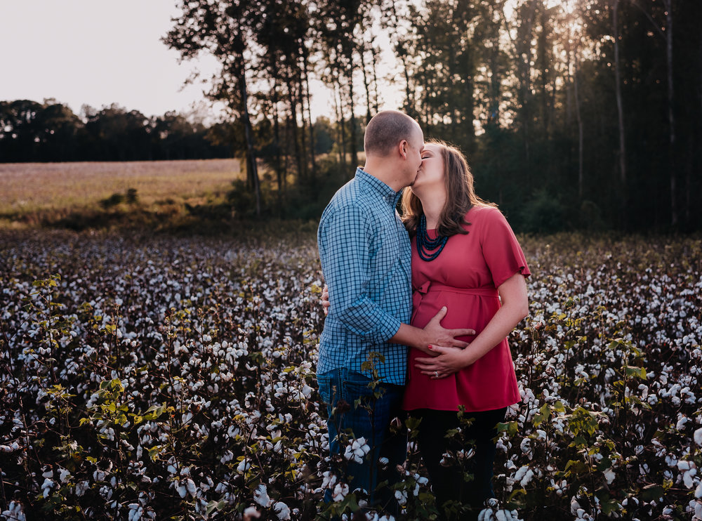 Maternity Photography in Tega Cay, SC