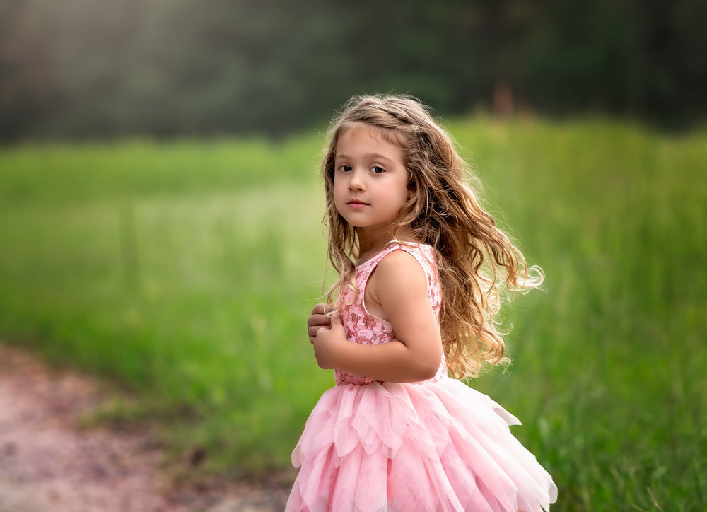 Child Portraits in Fort Mill, SC