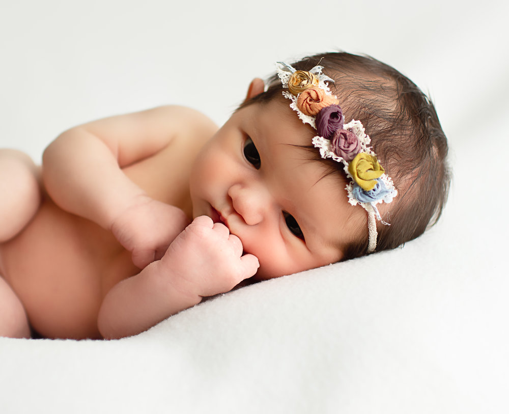 Newborn Photography, Tega Cay, SC