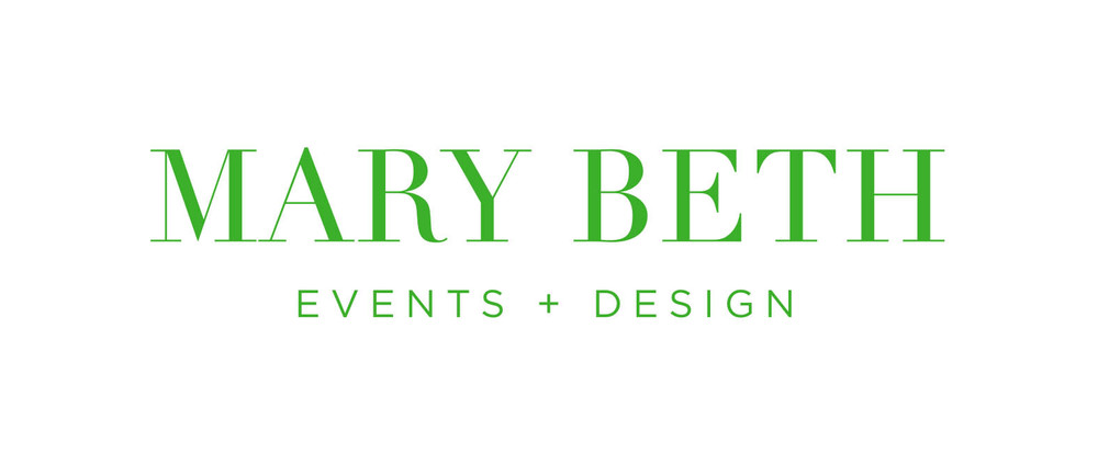 Mary Beth Events + Design