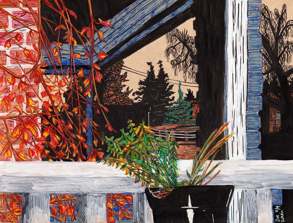 Porch Sittin' (2014)