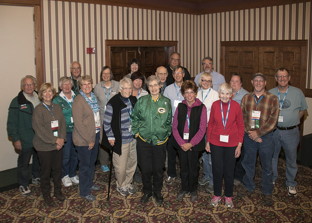 Group Photo of Wisconsin Members