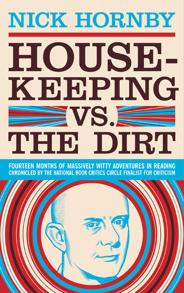 nick hornby housekeeping vs the dirt