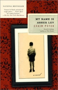 my name is asher lev chaim potok book