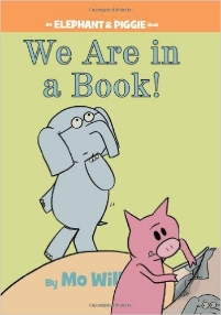 mo willems elephant & piggie book