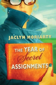year of secret assignments moriarty