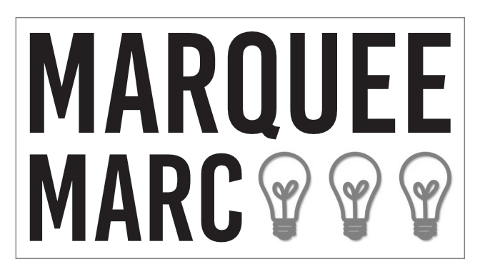 Lighted Marquee Letters — Marquee Marc